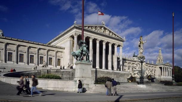 """""""Tumultszenen"""": Schlägerei im österreich-ungarischen Abgeordnetenhaus"""