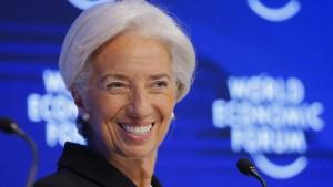 Europäer einigen sich auf fünf Kandidaten für IWF-Nachfolge