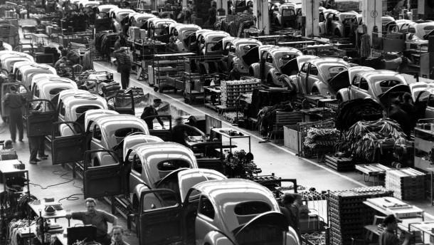 Wie Volkswagen vor 70 Jahren wieder deutsch wurde