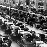Wolfsburg 1954: Käfer für den Wirtschaftsaufschwung