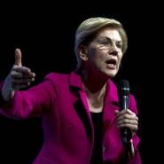 Elizabeth Warren will als demokratische Präsidentschaftskandidatin gegen Donald Trump antreten.
