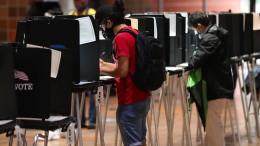 Russland und Iran erlangten offenbar Zugriff auf Wählerdaten