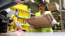 So arbeitet es sich wirklich bei Amazon
