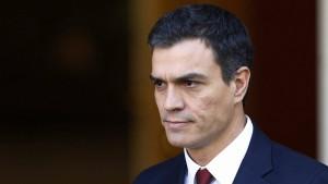 Spaniens Sozialistenchef Sánchez tritt zurück