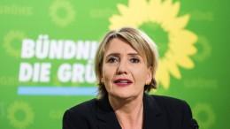Simone Peter will nicht mehr Grünen-Chefin sein