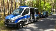 Die Polizei hat mehr als 2300 Hinweise erhalten – einer führte sie wohl nach Kummersdorf.