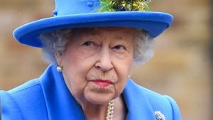 Thronrede von Queen Elisabeth II.