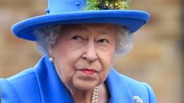 Kronrede von Queen Elisabeth II.
