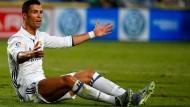 Bei Real Madrid ist nichts mehr heilig