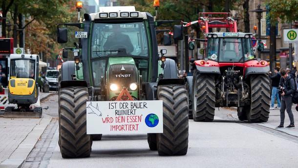 """Der Wunsch nach einer """"enkeltauglichen"""" Landwirtschaft"""