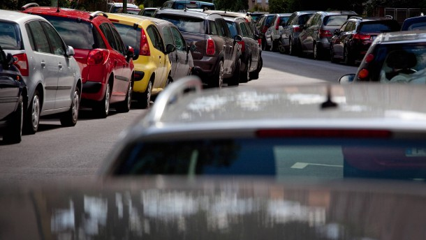Parkplätze statt Festgeld