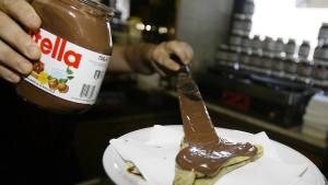 Größtes Nutella-Werk der Welt nimmt Produktion wieder auf