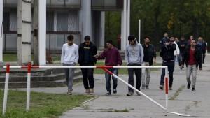 Slowakei klagt gegen EU-Flüchtlingsverteilung