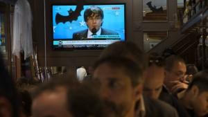 Puigdemont muss bis Donnerstag 6,2 Millionen auftreiben