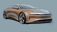 Start-up Lucid Motors aus den USA: 40 Milliarden Dollar, aber noch kein Auto