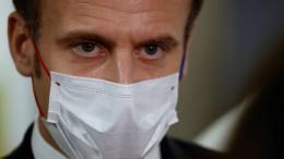 "Macron kritisiert ""beschämenden"" Fall von Polizeigewalt"