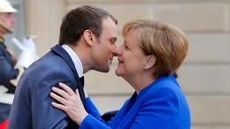 """Die Franzosen und das """"Mysterium Merkel"""""""