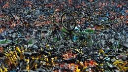 Chinas Fahrradfriedhöfe