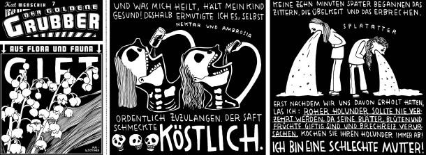 Comic / Der goldene Grubber /  Folge 007