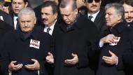 Regierung vermutet Anschlag der PKK