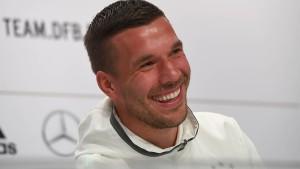 Podolski warnt vor seiner alten Heimat
