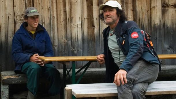 Dauerbergsteigen - 36 Stunden mit dem Alpinisten Hans Kammerlander in den Bergen unterwegs