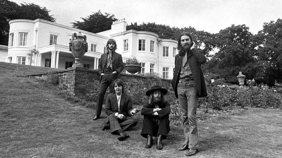 """Here Comes The Sun"" von den Beatles"
