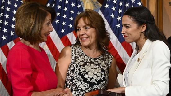 Rekordzahl an Frauen im Kongress