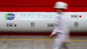 Fast alle EU-Staaten kritisieren Amerika für Nord-Stream-2-Drohung