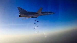 Russland fliegt erstmals von Iran aus Luftangriffe in Syrien