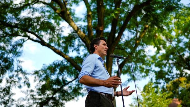 Kein glänzender Sieg für Trudeau
