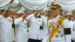 Kronprinz Vajiralongkorn ist neuer König