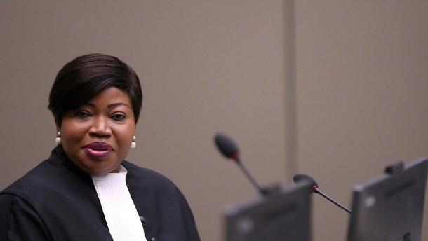 Amerika verhängt Sanktionen gegen Chefanklägerin des Haager Strafgerichtshofs