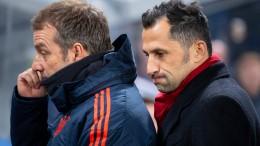 Hansi Flick will Bayern München verlassen