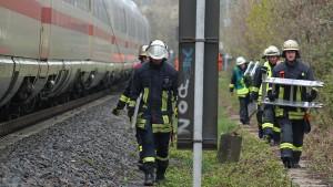 Bahnstrecke zwischen Köln und Düsseldorf wieder frei