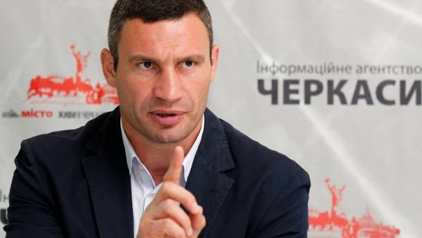 """""""Das ukrainische Volk hat gewonnen"""""""
