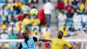 Südafrika verpasst WM