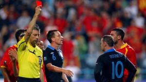 Vorrunde ohne Wayne Rooney