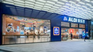 So will Aldi in China durchstarten
