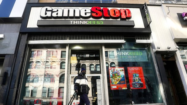 Gamestop-Investor Melvin Capital macht Milliarden-Verluste