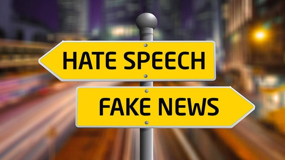 Hassrede und Fake News, Zeichen unserer Zeit