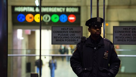 Erster Ebola-Fall in New York