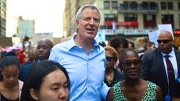 New Yorker Bürgermeister gibt Kandidatur um Präsidentschaft auf
