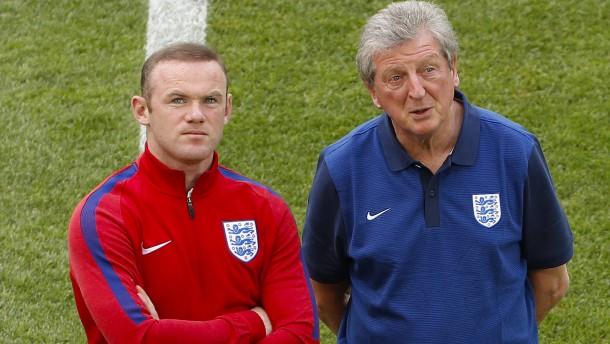England bläst zur Attacke!
