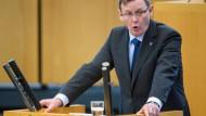 Ramelow plant Reform des Verfassungsschutzes