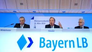 Winkelmeier soll neuer Chef der Bayern LB werden