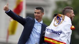 Verlässt Cristiano Ronaldo Real Madrid?