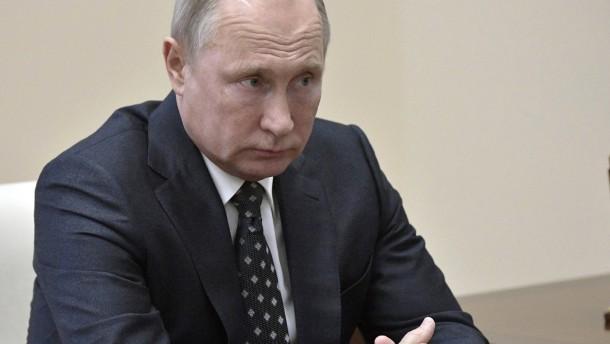 Stasi-Ausweis von Putin entdeckt