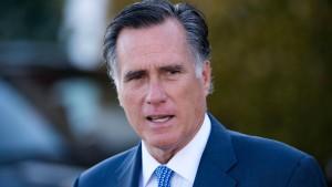 """Trump bezeichnet Romney als """"wichtigtuerischen ,Arsch'"""""""