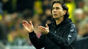 Dortmund souverän ohne Klopp